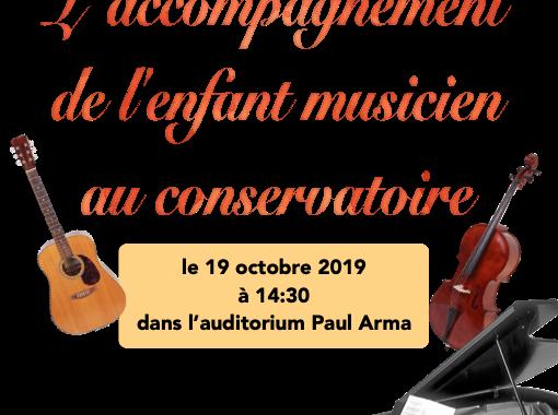 Affiche Conférence Oct 2019
