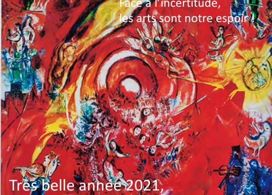 Voeux De L'APECA 2021