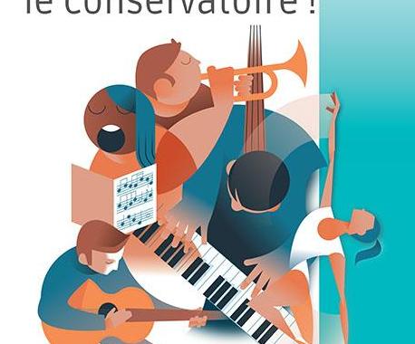 Réinscriptions Au Conservatoire D'Antony